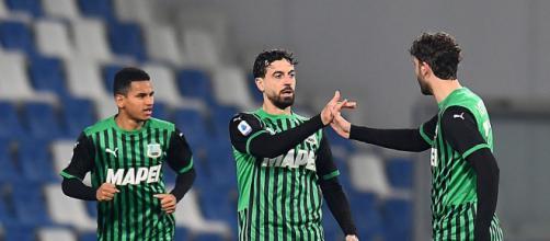 Sassuolo-Bologna 1-1, segna ancora Caputo.