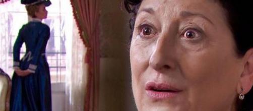 Una vita, trame al 5/03: Marcia ha un malore, Dicenta crede di vedere Cayetana.