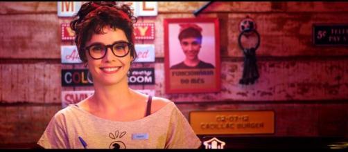 A atriz participou do filme 'Todo clichê do amor'. (Arquivo Blasting News)