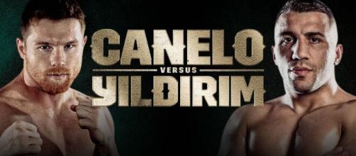 Canelo vs Yildirim a Miami, domenica 28 febbraio in diretta su Dazn.