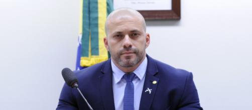 Caso Daniel Silveira e Flordelis terão seus casos levados ao Conselho de Ética da Câmara dos Deputados. (Arquivo Blasting News)