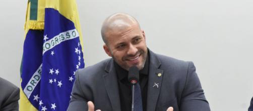Daniel Silveira teria ameaçado deputados federais. (Arquivo Blasting News)