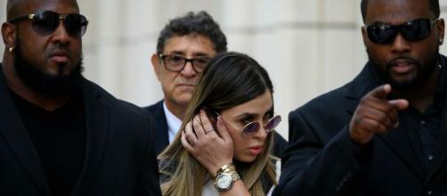 Detienen en EEUU a la esposa de 'El Chapo' por tráfico de drogas