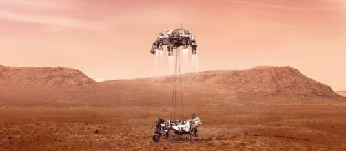 El Perseverance Rover de la NASA envía un adelanto del aterrizaje