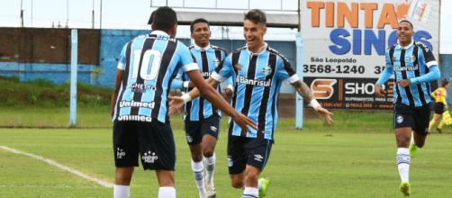 Grupo de Transição deve atuar pelo Grêmio na 38ª rodada do Brasileirão. (Arquivo Blasting News)