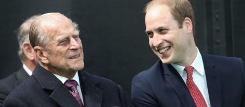 Guillermo de Cambridge ha informado sobre la salud de su abuelo