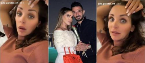 Julia Paredes s'installe dans l'ancien logement de Manon et Julien Tanti à Dubaï et se plaint de l'état de la maison.