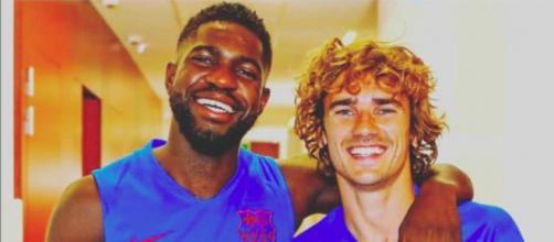 Les révélations de Jérémy Mahtieu sur Grizou et le vestiaire du FC Barcelone - Photo Instagram Antoine Griezmann