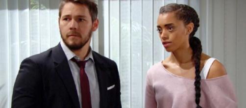 Beautiful, spoiler al 6 marzo: Zoe avverte Liam che Thomas è ossessionato da Hope
