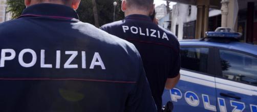 Forze di Polizia all'opera (foto di repertorio)
