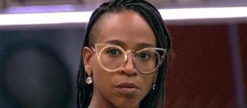 Karol Conká é eliminada do 'BBB21'. (Reprodução/TV Globo)