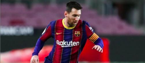 Leo Messi serait agacé par Neymar et Di Maria - Photo Instagram Messi