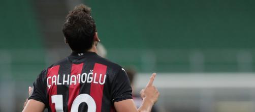 Milan-Calhanoglu si avvicina il rinnovo
