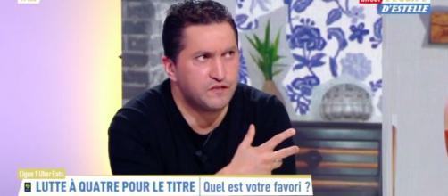 Nabil Djellit se livre sur le futur champion de France de Ligue 1 - Photo capture d'écran vidéo Twitter