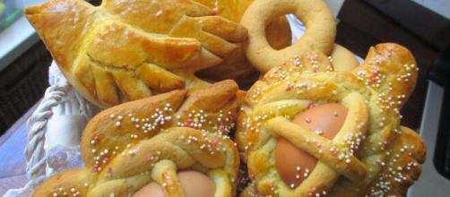 Sgute calabresi, un dolce tipico della tradizione pasquale.
