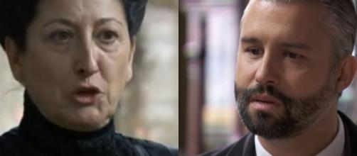 Una vita, trame Spagna: Ursula pronta a uccidere Felipe pur di incastrare Santiago.