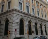Il palazzo del tribunale di Salerno