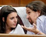 La abogada Mónica Carmona ha aportado a la Fiscalía unos boletos con los que viajó la niñera de Iglesias y Montero