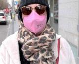 Lydia Lozano sale del hospital tras su delicada operación de cervicales