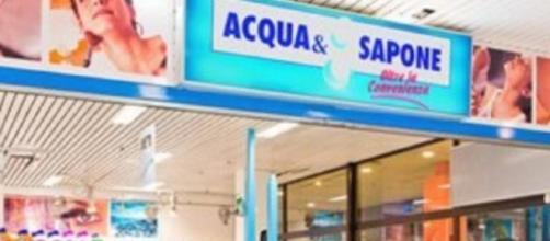 Acqua e Sapone apre le assunzioni per addetti vendita.
