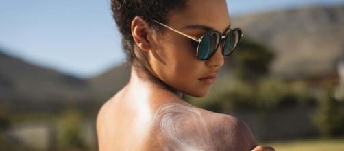 Cuidados para ter com a pele no verão. (Arquivo Blasting News)