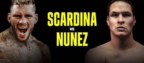 Daniele Scardina vs. Cesar Nunez: diretta su DAZN venerdì 26 febbraio.