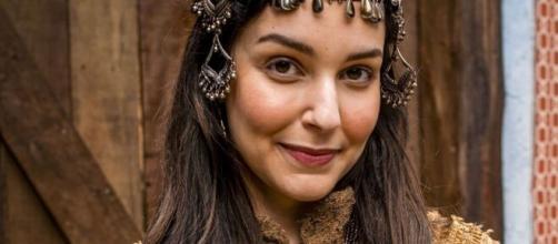 Danina tomará decisão drástica em 'Gênesis'. (Foto: RecordTV).