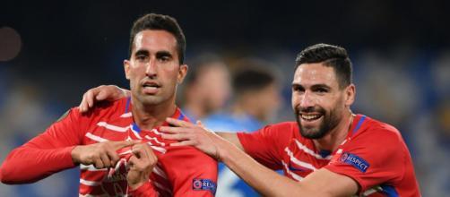 El Granada pasó a 8vos de final de Europa League- www.diariouf.com