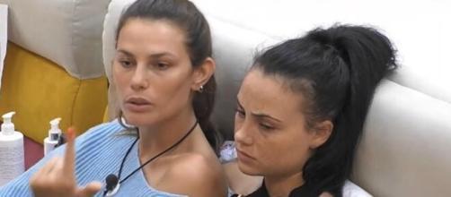 GF Vip, Rosalinda a Dayane: L'affetto che provi per me è inferiore all'astio per Stefania'.