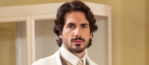 In foto Luca Bastianello, attore.