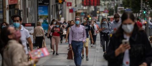 Madrid y Melilla las que más preocupan en cuanto a tasa de contagios