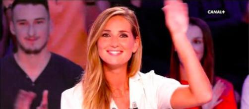 Marie Portolano dit au revoir à Canal+ - Photo capture d'écran photo Instagram Portolano