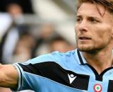 Ciro Immobile, attaccante della Lazio.