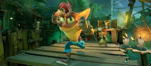 Crash Bandicoot 4: It's About Time tra i giochi in uscita su PS4 e PS5