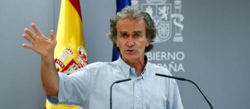 Fernando Simón está de acuerdo con las manifestaciones del 8M