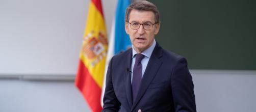 Núñez Feijoó ha revelado que mantiene contacto permanente con Pablo Casado.