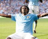 Adebayor sous le maillot de City