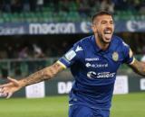 Mattia Zaccagni, centrocampista del Hellas Verona.