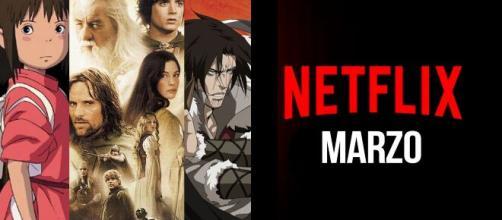 Esto es lo que llega a Netflix en marzo