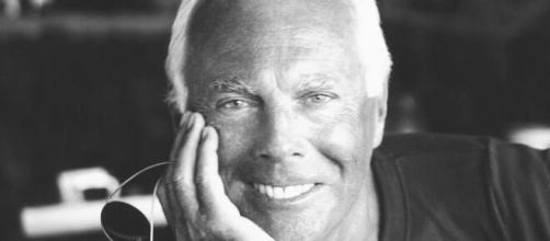 Giorgio Armani, 86 anni uno degli stilisti più importanti al mondo.