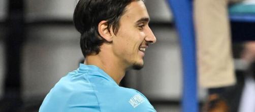 Lorenzo Sonego sarà in campo a Rotterdam.