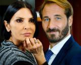 Un posto al sole, Marina Giordano (Nina Soldano) e Alberto Palladini (Maurizio Aiello).