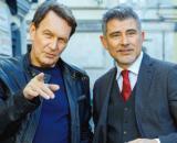 Un posto al sole: Roberto Ferri (Riccardo Polizzy Carbonelli) e Franco Boschi (Peppe Zarbo).