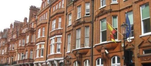 Consulado español en Londres (Reino Unido)