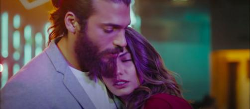 DayDreamer, trama Turchia: Sanem ha le allucinazioni, immagina Can che la bacia sul collo.