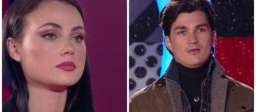 GF Vip, Rosalinda respinta dall'ex fidanzato Giuliano: 'Soffre ed è reticente ma è giusto vedersi'.