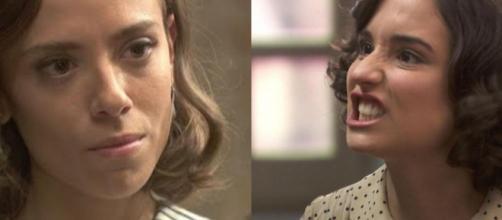 Il segreto trama 7 marzo: Rosa vuole uccidere Marta, gli Arcangeli pronti ad un attentato.