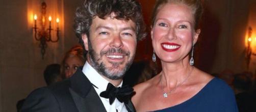 Anne Igartiburu y su marido se separan tras 5 años de matrimonio