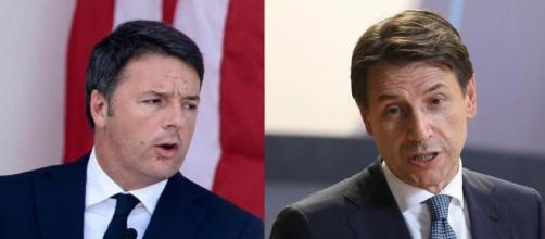 Draghi premier? Lo sfogo di Conte contro Renzi.