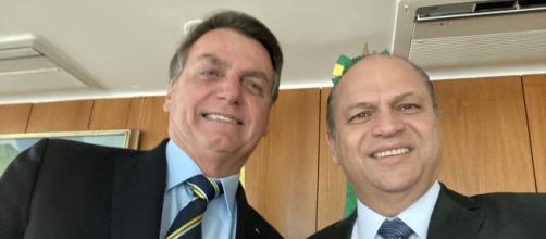 Líder de Bolsonaro defende Lula da Lava Jato. (Arquivo Blasting News)